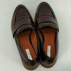 Halogen Women's Leather Casual Slip On  7M